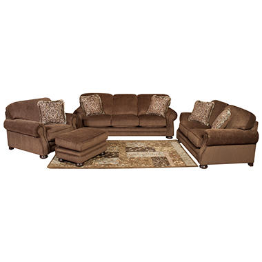 Quest Westmore Living Room Set - 7 pc.