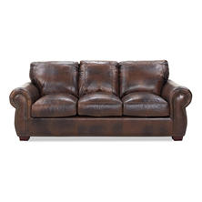 Kingston Leather Sofa