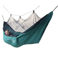 Blue Sky Outdoor Mosquito Net Hammock, with Free Tree Straps