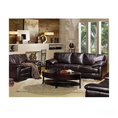 Hartford Leather Living Room 3 Piece Set