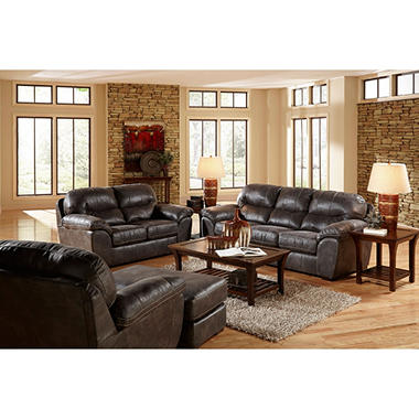 Morris Living Room 4 Piece Furniture Set Sam 39 S Club