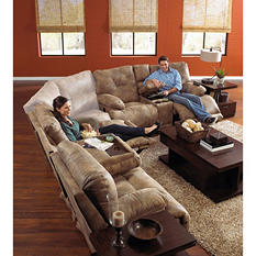 Paisley Reclining Living Room Set (2pc or 3pc both $500 off with instant savings)