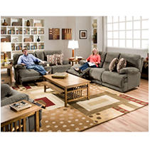 Click here for SHELBY2RECLINST LIVING ROOM 2PC SET prices