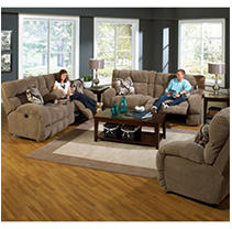 Click here for Savannah Reclining Living Room 2-Piece Set prices