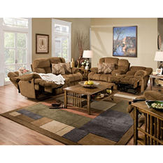 Charlotte Reclining Living Room 2-Piece Set