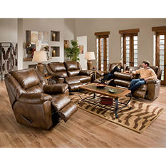 Lenny Reclining Living Room 3-Piece Set