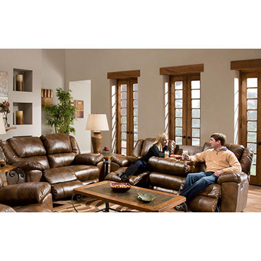 Sale Lenny Reclining Living Room 2 Piece Set Jcf494 2pcset Top Living Room Furniture 2015