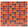 "Passion Mosaic Glass Tile - 6 - 12"" x 12"" Sheets"
