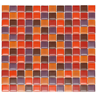 Passion Mosaic Glass Tile - Sample
