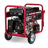 All Power 8,000W / 10,000W Portable Gas Powered Generator w/ Electric Start