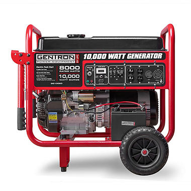 CARB GENERATOR 10000W 8000W RATED