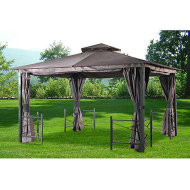 Sunjoy Biminy Soft Top  Gazebo  - 12' x 10'