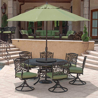 Renaissance Outdoor Dining Set - 9 pc.