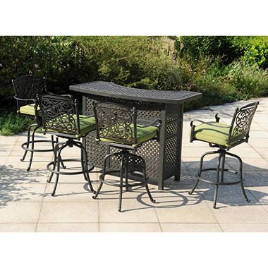 Renaissance Bar Set 5 Pc Sam S Club