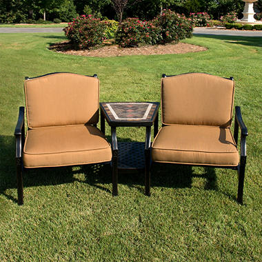 Heirloom Tete-a-Tete Outdoor Set