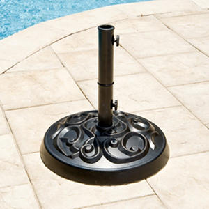 Polymer Concrete Umbrella Base