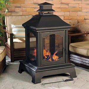 Sunjoy Vista Fire Place