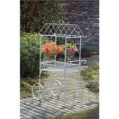 Sunjoy Stratton Flower Cart