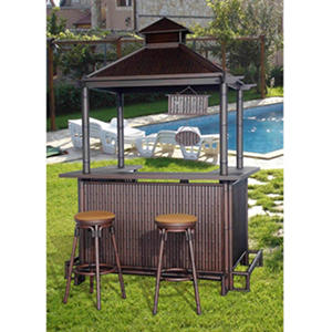 Mantika Tiki Bar, 3-Piece Set