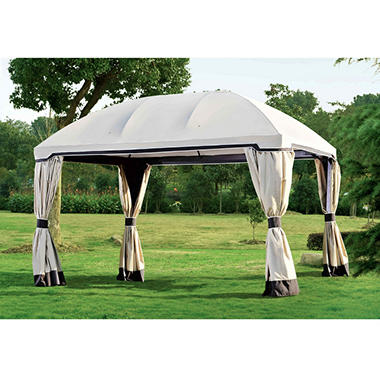Pomeroy Domed Top Gazebo - 10'x13'