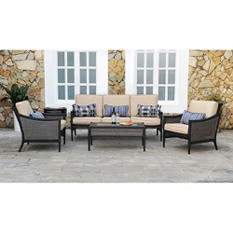 Robbins 5 pc. Deep Seating Set with Premium Sunbrella® Fabric