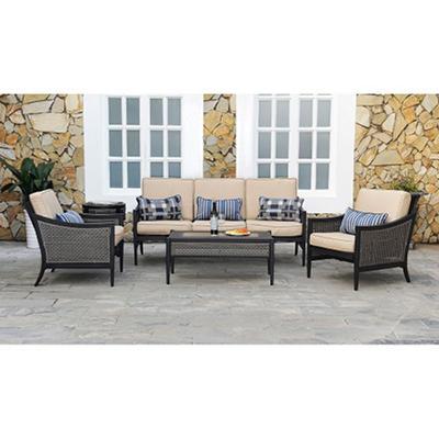 Robbins 5 pc. Deep Seating Set with Premium Sunbrella® Fabric
