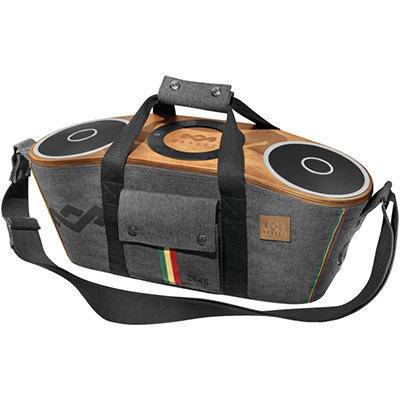 House Of Marley Em-ja003-mi Bag Of Riddim Portable Bluetooth Audio System (Midnight)