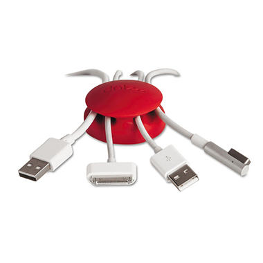 Dotz - Dotz Cord Catcher -  Red