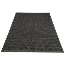 Guardian - EcoGuard Indoor/Outdoor Wiper Mat, Rubber, 36 x 60 -  Charcoal