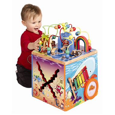 5-Sided Creative Activity Center