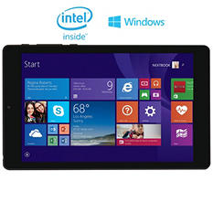 "8"" Nextbook - Intel Quad Core Windows 8.1 Tablet - 16GB"