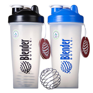 BlenderBottle 28 oz. Classic Shaker - 2 pk.