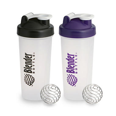 BlenderBottle Classic - Variety of Colors   - 2 pk.