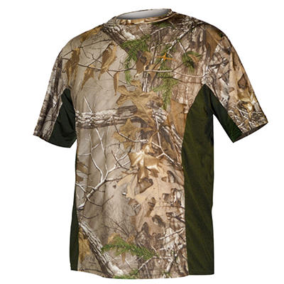 Realtree Xtra Short Sleeve Performance Tee