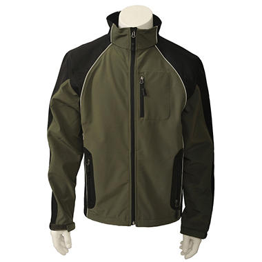 Dutch Harbor Gear Lofall Softshell Reflective Piping