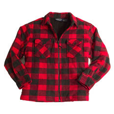 Dutch Harbor Gear Buffalo Plaid Jacket (Assorted Colors)