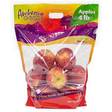 Ambrosia Apples - 4 lb. bag