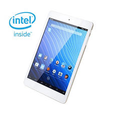 "7.85"" NuVision 7.85 Tablet - 16GB w/ Intel Atom Dual-Core 1.2GHz Processor"