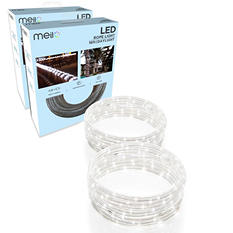 Christmas Decoration All Occasions Indoor Outdoor 16FT LED Rope Light TRUE-Tech360 Degree Directional Shine Home Commerical