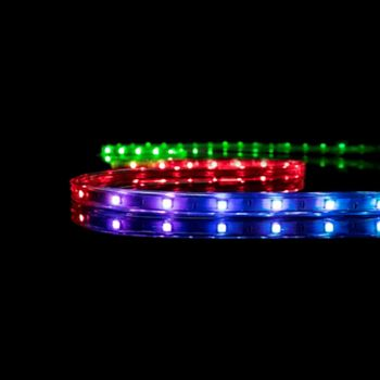 2-Pack Meilo 16.4 ft. Color Changing RGB LED Strip Light