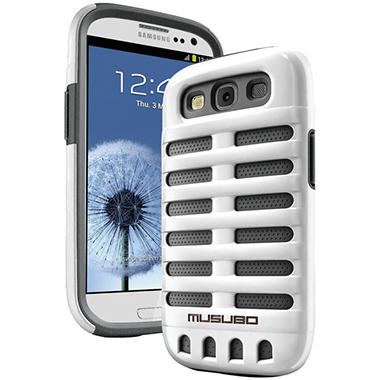 MUSUBO Retro Case for Samsung Galaxy S lll - Various Colors