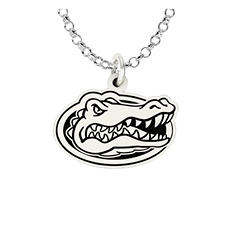 University of Florida, Sterling Silver Collegiate Jewelry Collection (Assorted Styles)