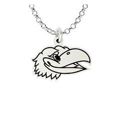 University of Kansas Sterling Silver Collegiate Jewelry Collection