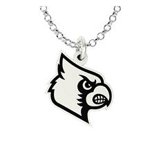 University of Louisville Sterling Silver Collegiate Jewelry Collection