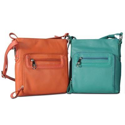 Stone Mountain Crossbody Bag