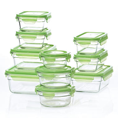 Glasslock� Food Storage System - 20 Piece Set