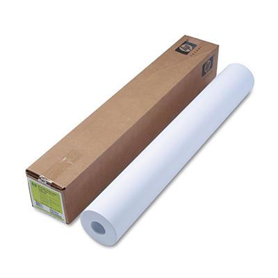 "HP Designjet Inkjet Large Format Paper, 4.7 mil, 36"" x 300 ft, White"