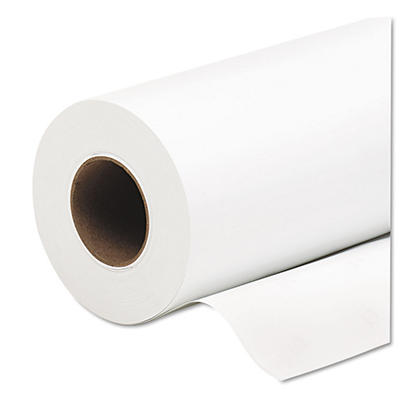 "HP - Everyday Pigment Ink Photo Paper Roll, Satin, 24"" x 100 ft -  Roll"