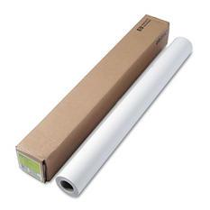 "HP Designjet Inkjet Large Format Paper, 36"" x 125 ft, White"