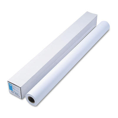 "HP Designjet Large Format Universal Bond, 21 lbs., 42"" x 150 ft., White"